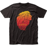 The Lion King Simba Fitted Jersey Classic T-Shirt