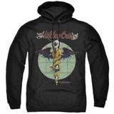 Motley Crue Dr Feelgood Adult Pullover Hoodie Sweatshirt Black