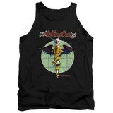 Motley Crue Dr Feelgood Adult Tank Top Classic T-Shirt Black