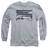 Rocky American Will Adult Long Sleeve Classic T-Shirt Athletic Heather