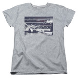Rocky American Will Women's Classic T-Shirt Athletic Heather