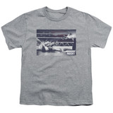Rocky American Will Youth Classic T-Shirt Athletic Heather