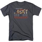 Rocky A Proven Winner Adult 18/1 Classic T-Shirt Charcoal