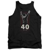 Rocky Stars Adult Tank Top Classic T-Shirt Black