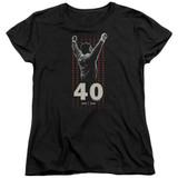 Rocky Stars Women's Classic T-Shirt Black