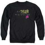 Fight Club In Tyler We Trust Adult Crewneck Classic Sweatshirt Black