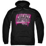 Fight Club Project Mayhem Adult Pullover Classic Hoodie Sweatshirt Black