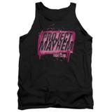 Fight Club Project Mayhem Adult Tank Top Classic T-Shirt Black