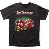 Bad Company Straight Shooter Adult Classic T-Shirt