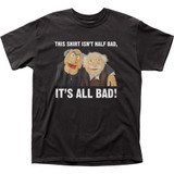 The Muppets All Bad Adult T-Shirt