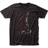 Thor Poster Fitted Jersey Classic T-Shirt