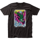Mysterio Card Fitted Jersey Classic T-Shirt