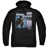 Parks and Recreation Album Cover Adult Pullover Hoodie Sweatshirt Black