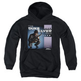 Parks and Recreation Album Cover Youth Pullover Hoodie Sweatshirt Black