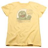 Sesame Street I Love Trash Women's T-Shirt Banana