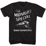 Creedence Clearwater Revival The Midnight Special Black Adult T-Shirt