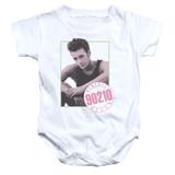 Beverly Hills 90210 Dylan Baby Onesie T-Shirt White