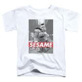 Sesame Street Sesame Toddler T-Shirt White