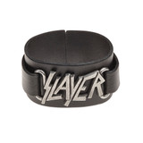 Slayer Logo Wrist Strap by Alchemy of England