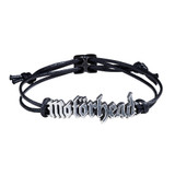 Motorhead Logo Bracelet by Alchemy of England