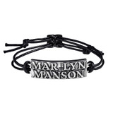 Marilyn Manson Logo Bracelet by Alchemy of England