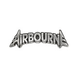 Airbourne Logo Pin Badge by Alchemy of England