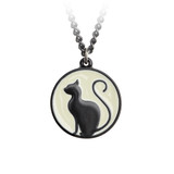 Meow at the Moon Pendant by Alchemy of England