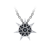 Elven Star Necklace by Alchemy of England