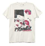 Blondie Pop Art Junior Women's T-Shirt Cream
