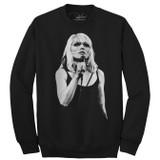 Debbie Harry Open Mic Sweatshirt Black