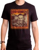 Dead Kennedys Give Me Adult T-Shirt Crew Black