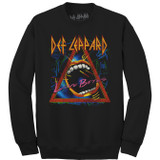 Def Leppard Love Bites Sweatshirt Black