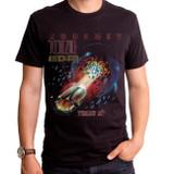 Journey Escape Tour Adult T-Shirt Black