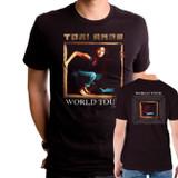 Tori Amos World Tour Adult T-Shirt Black