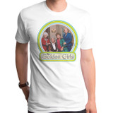 Golden Girls Forever Adult T-Shirt White