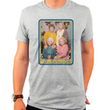 Golden Girls Adult T-Shirt Heather Grey