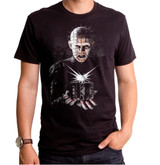 Hellraiser Puzzle Box Adult T-Shirt Black