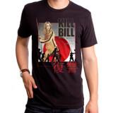 Kill Bill Poster Adult T-Shirt Black