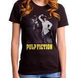 Pulp Fiction Dance Off Junior Women's Black