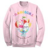 Mamegoma Pafe Sweatshirt Light Pink