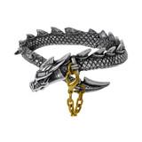Dragons Lure Bangle Bracelet by Alchemy of England