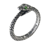 The Sophia Serpent Ring by Alchemy of England
