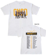CNCO Band Photo White Classic T-Shirt