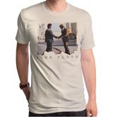 Pink Floyd Wishing Adult T-Shirt Cream