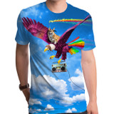 Epic Unicorg Adult T-Shirt Sublimated