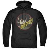 Bad Company Bad Co Adult Pullover Hoodie Sweatshirt Black