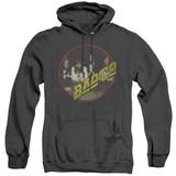 Bad Company Bad Co Adult Heather Hoodie Sweatshirt Black