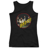 Bad Company Bad Co Junior Women's Tank Top T-Shirt Black