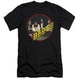 Bad Company Bad Co Adult 30/1 T-Shirt Black
