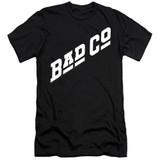 Bad Company Bad Co Logo Premium Adult 30/1 T-Shirt Black